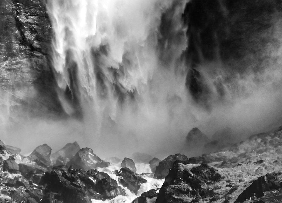 Wasserfall Feigefossen (Norwegen)