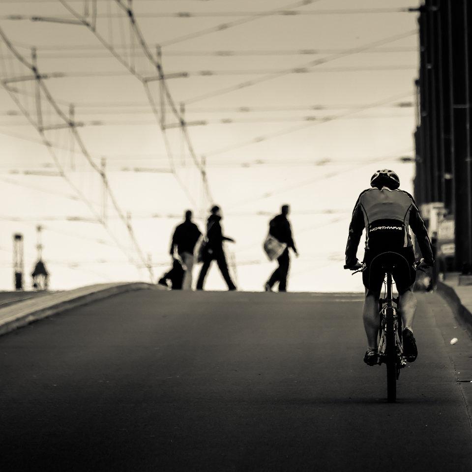 Kennedybrücke/Bonn